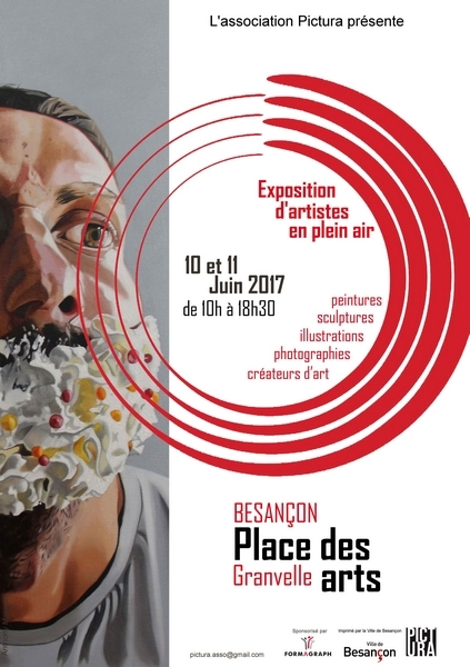 Invitation place des arts 2017